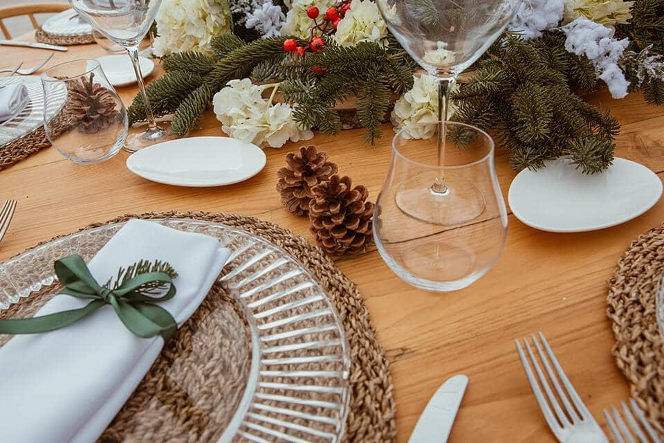 Matrimonio d'inverno in riva al mare: 4 idee per decorazioni originali