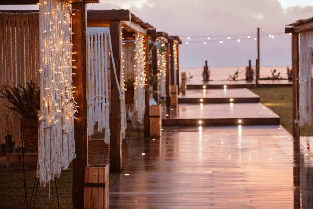 Matrimonio invernale in spiaggia al mamamare