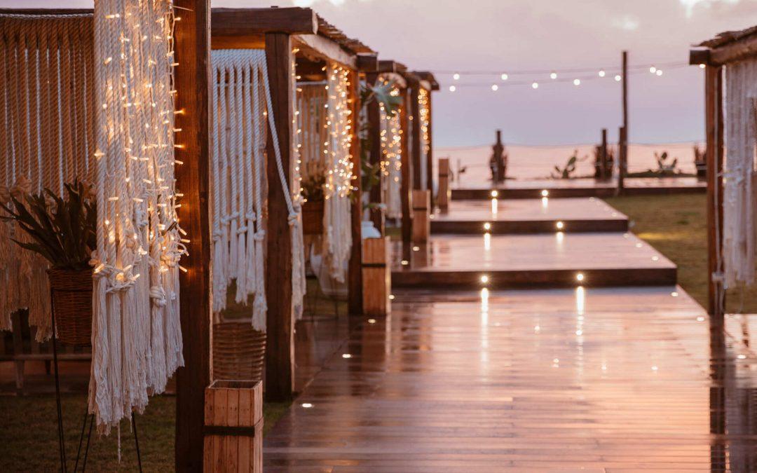 Matrimonio d'inverno in spiaggia: 4 motivi per organizzarlo