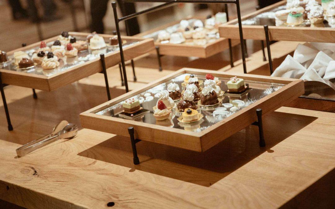 Matrimonio invernale: 3 idee originali per il buffet di dolci