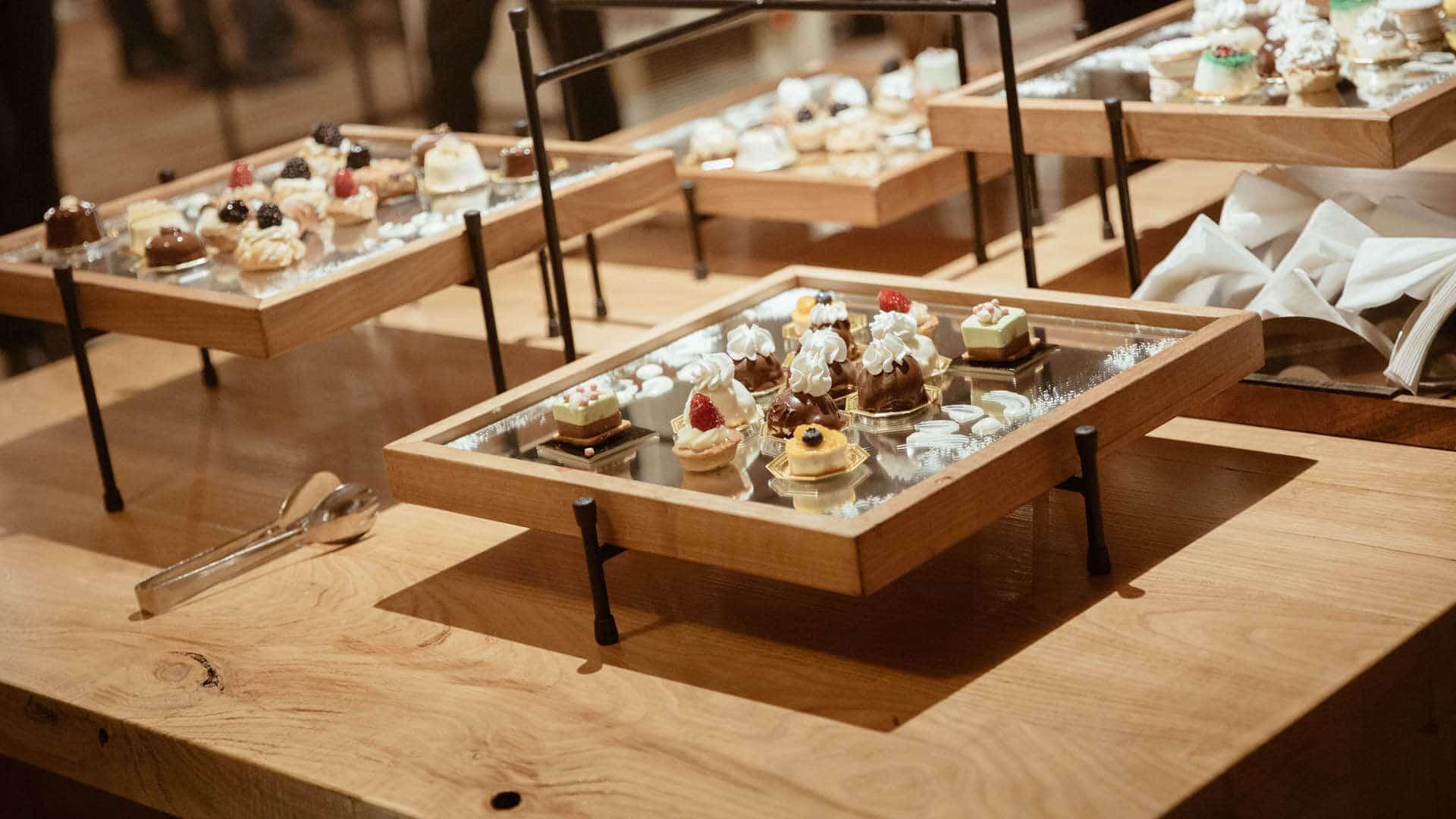 Come Addobbare Un Tavolo Per Confettata matrimonio invernale: 3 idee originali per il buffet di