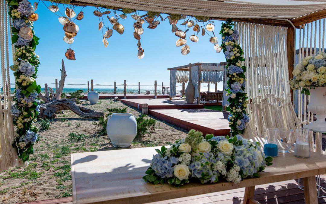 Matrimonio in spiaggia: 5 ottimi motivi per sceglierlo