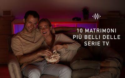 Le 10 scene di matrimonio più belle delle serie tv americane