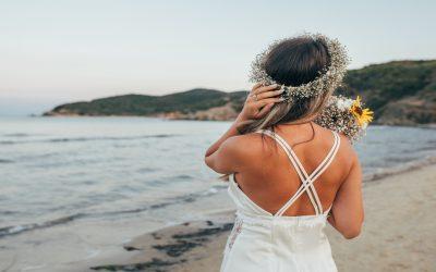 Matrimonio in estate: 4 consigli per la sposa per sopravvivere al caldo